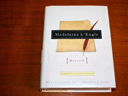 Madeleine L'Engle Herself