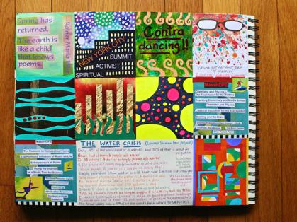 Box a day Art Journal