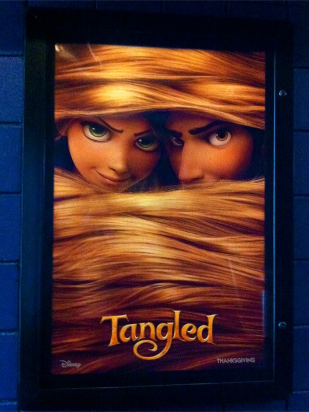 Tangled the Movie