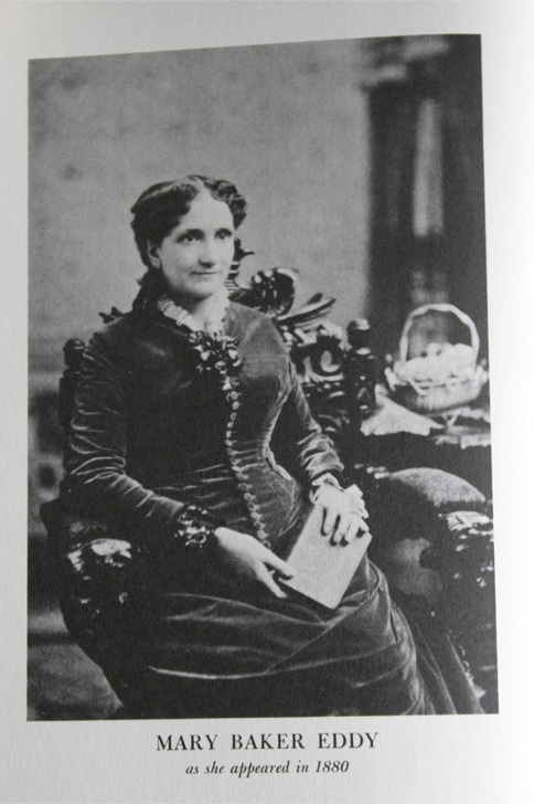 Mary Baker Eddy in the 1880's