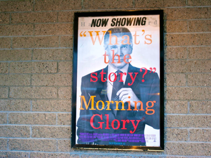 Morning Glory movie