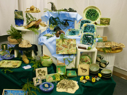 Connecticut Clay Artist Show