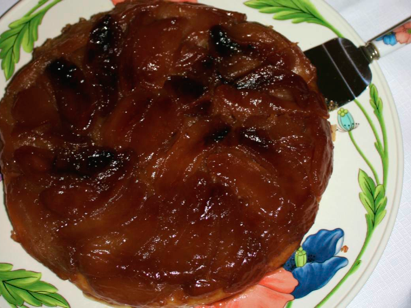 Tarte Tatin recipe, Julia Child's Tarte Tatin