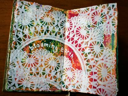Polly Castor Art Journal