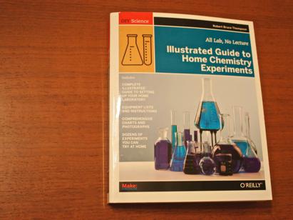 Homeschool science book