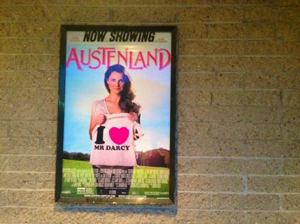 Austenland movie review, Austenland the movie