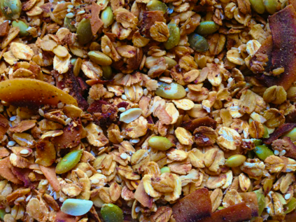 Toasted Muesli, Toasted Muesli recipe