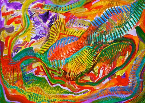 Sunburst by Polly Castor