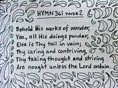Christian Science Hymn 361