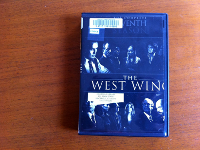 Wext Wing TV Series