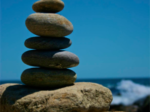 New Poem by me: Five Smooth Stones