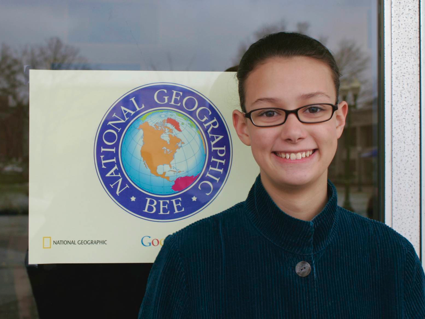 CT State Geography Bee