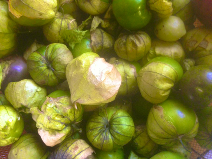 green Tomatillo Sauce recipe