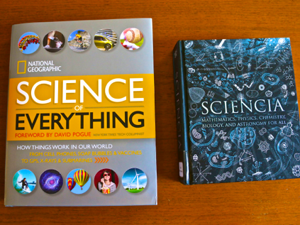 science of everything, science of everything book, sciencia book