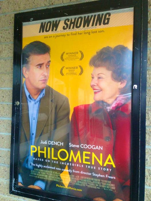 movie philomena review,philomena movie reviews,movie review Philomena