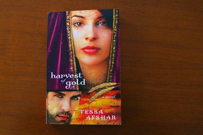 Harvest of Gold book