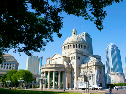 The Mother Church in Boston