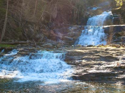 Kent Falls Photos