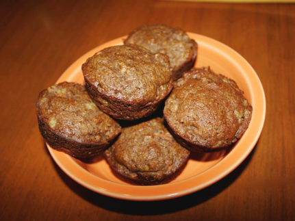Morining Glory muffins, Recipe for Morning Glory Muffins
