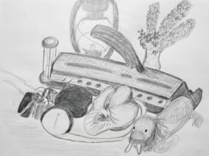 Timed Gesture Drawings