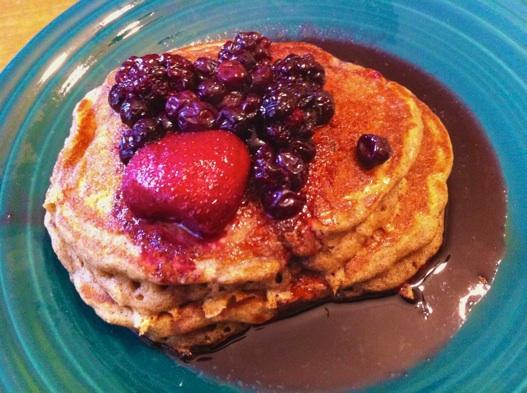 Multigrain Pancakes, Multigrain Pancake recipe