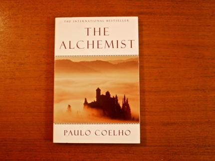 The Alchemist, 5 star book
