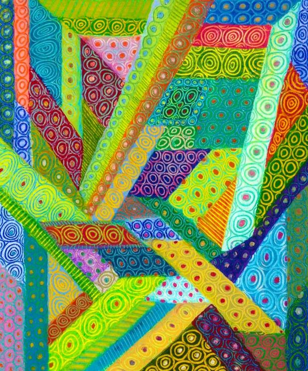 Polly Castor pastel