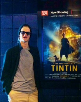 tin tin movie 2011