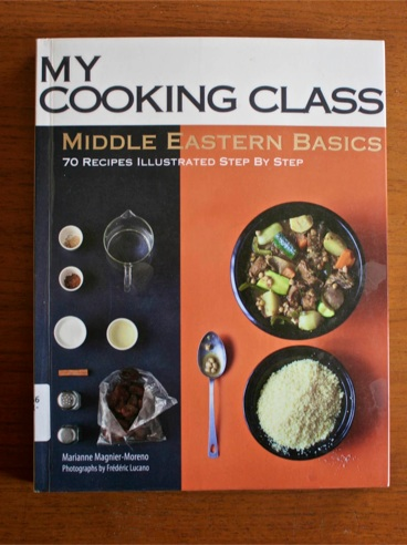 My Cooking Class Books