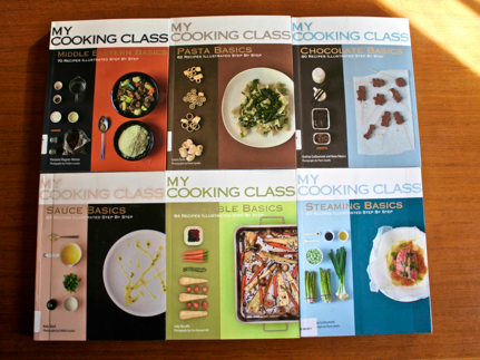 My Cooking Class Series