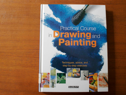 painting and drawing books