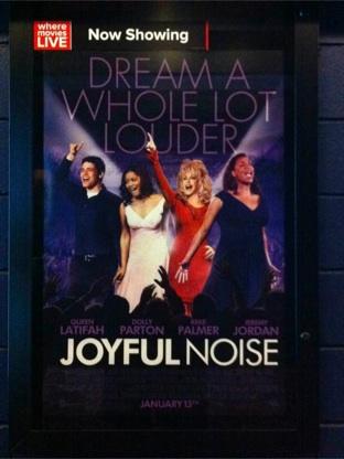 a joyful noise movie
