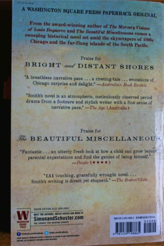 Distant Shores book