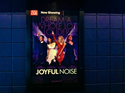 Joyful Noise the movie