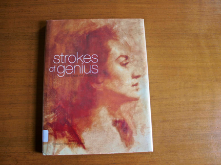 Strokes of Genius the Best of Drawing, Strokes of Genius, Strokes of Genius book