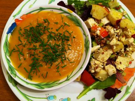 winter squash soup reicpes, winter squash soup recipe