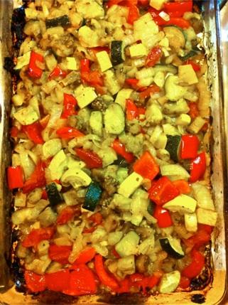 oven roasted ratatouille recipe