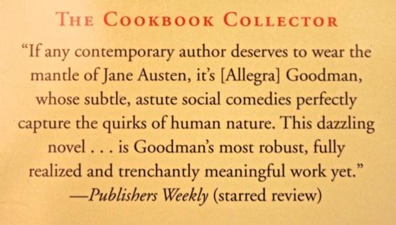 Cookbook Collector book