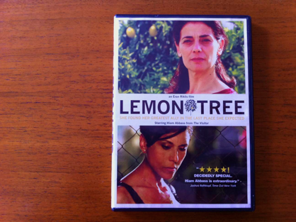 lemon tree movie review, lemon tree film