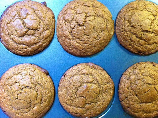 organic muffin recipes