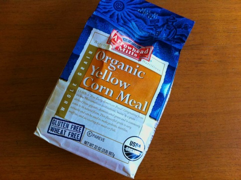 organic cornemal recipes
