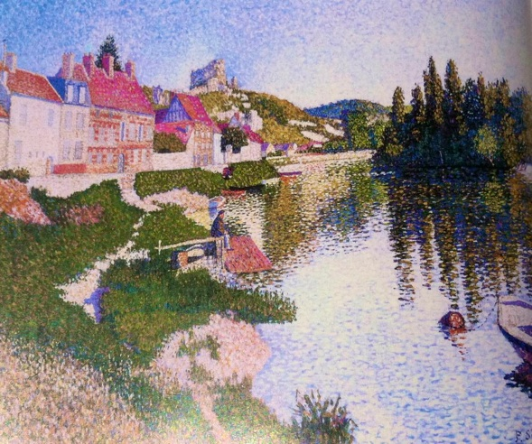 Paul Signac paintings