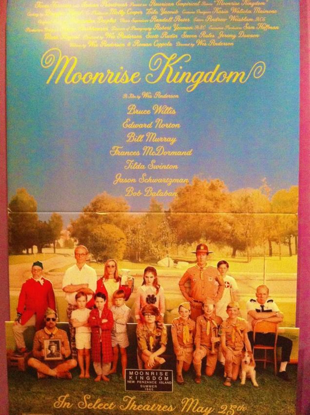 moonrise kingdom reviews