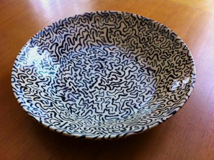 Polly Castor pottery