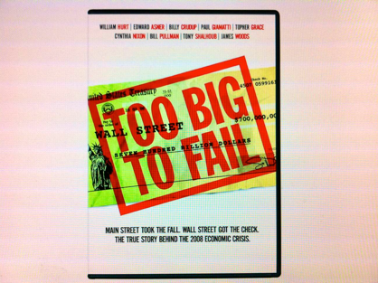 too big to fail movie review