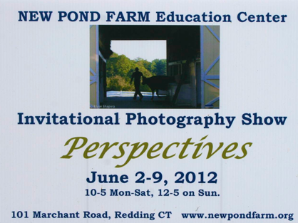 New Pond Farm Photography Show