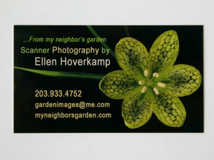 Scanner Photography, Ellen HoverKamp