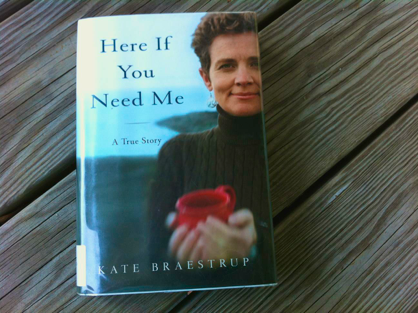 Here if You Need Me book