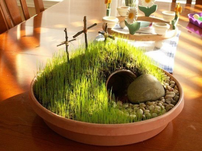 Family Easter Visit