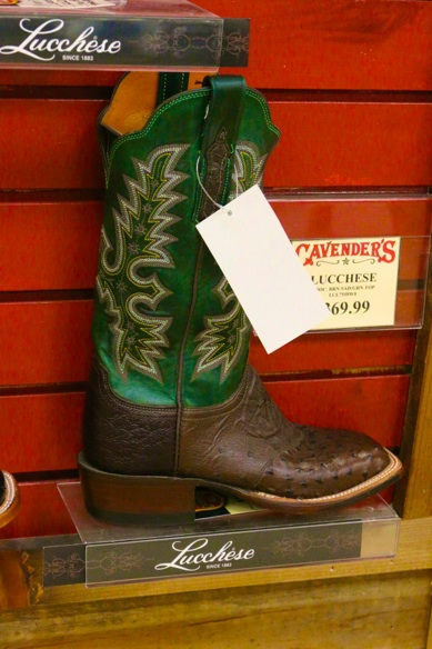 Cavenders boots